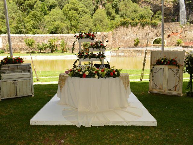 La boda de Lluís y Ayla en Huasca de Ocampo, Hidalgo 26