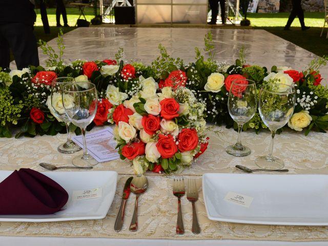 La boda de Lluís y Ayla en Huasca de Ocampo, Hidalgo 27