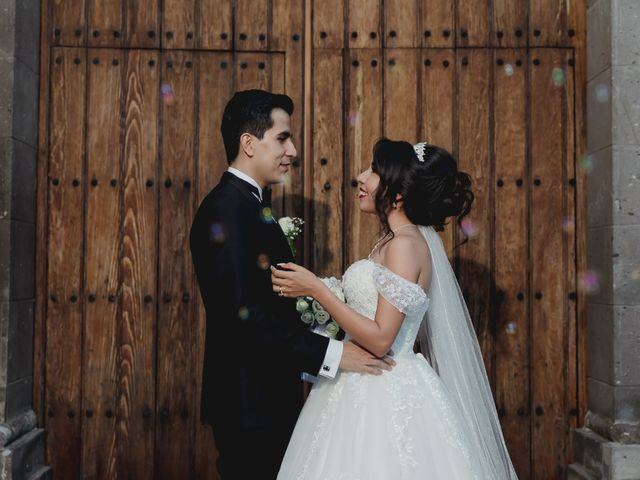 La boda de Yeslin y Victor