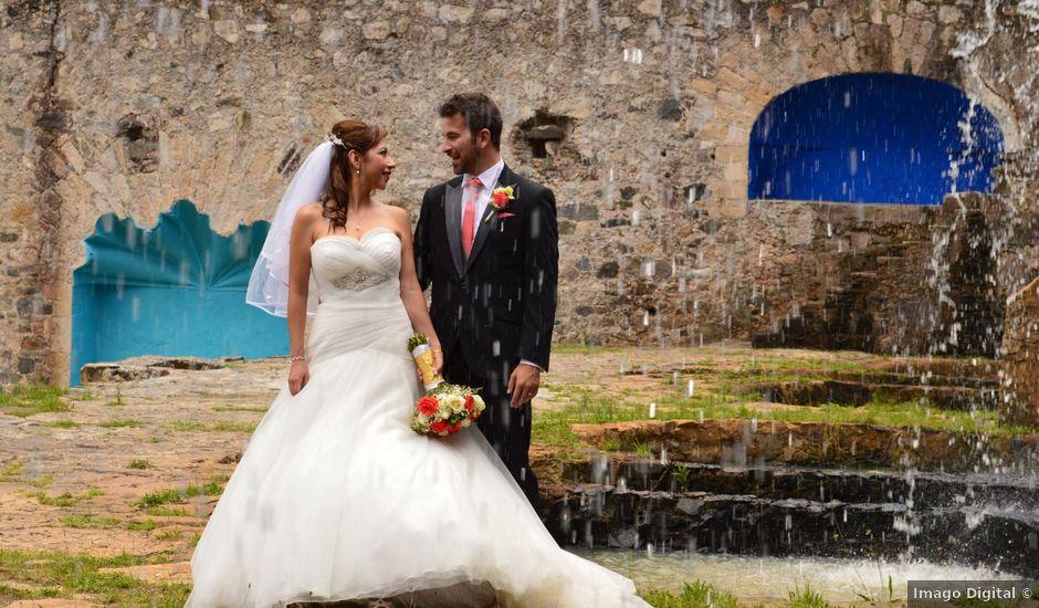 La boda de Lluís y Ayla en Huasca de Ocampo, Hidalgo