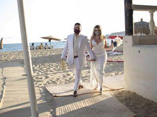 La boda de Alejandra y Mauricio 1
