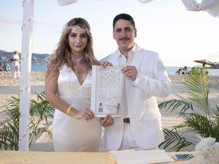 La boda de Alejandra y Mauricio