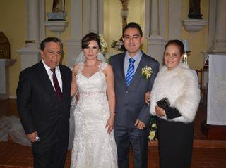 La boda de Lily y Juan Manuel 2