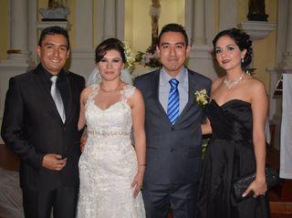 La boda de Lily y Juan Manuel 3