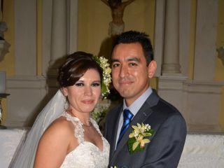 La boda de Lily y Juan Manuel