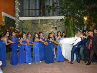 La boda de Rocío y Santiago 1