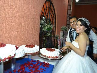 La boda de Rocío y Santiago
