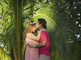 La boda de Berenice y Javier 1