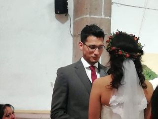 La boda de Paty y Javier 3
