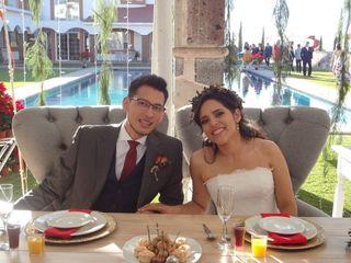 La boda de Paty y Javier