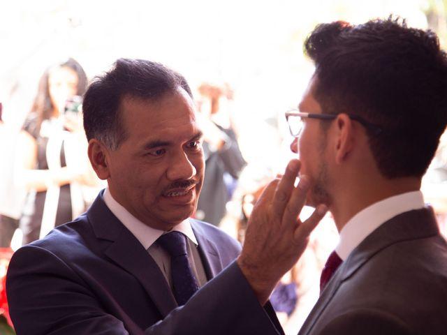 La boda de Javier y Paty en Nopala de Villagrán, Hidalgo 37