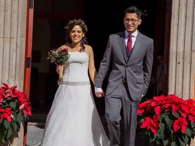La boda de Javier y Paty en Nopala de Villagrán, Hidalgo 40