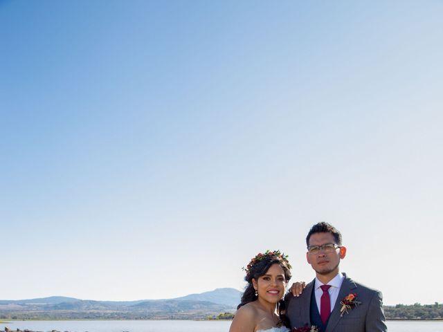 La boda de Javier y Paty en Nopala de Villagrán, Hidalgo 42
