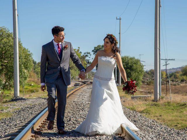 La boda de Javier y Paty en Nopala de Villagrán, Hidalgo 43