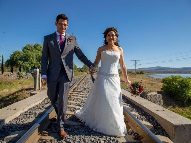 La boda de Javier y Paty en Nopala de Villagrán, Hidalgo 44