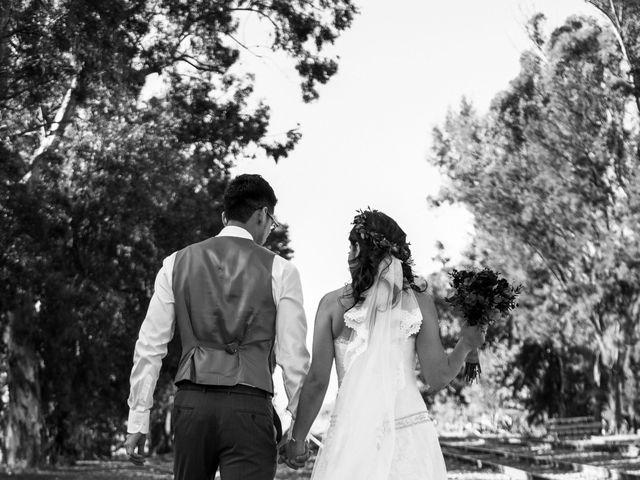 La boda de Javier y Paty en Nopala de Villagrán, Hidalgo 48