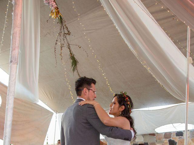 La boda de Javier y Paty en Nopala de Villagrán, Hidalgo 57