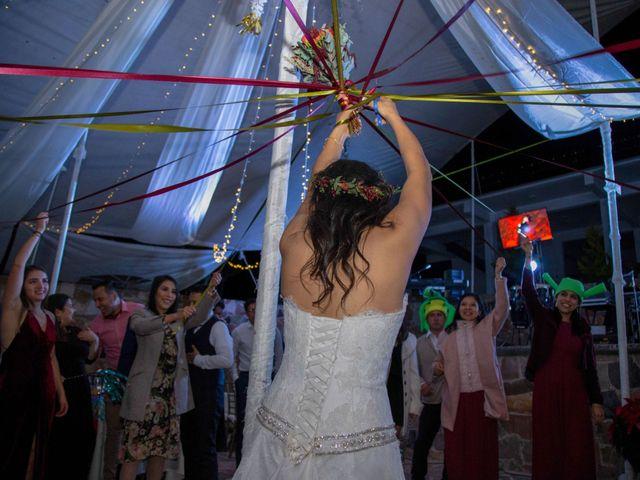 La boda de Javier y Paty en Nopala de Villagrán, Hidalgo 58