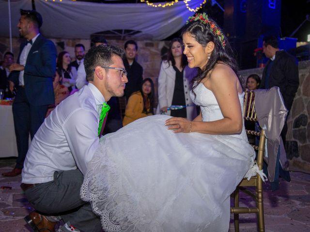 La boda de Javier y Paty en Nopala de Villagrán, Hidalgo 59