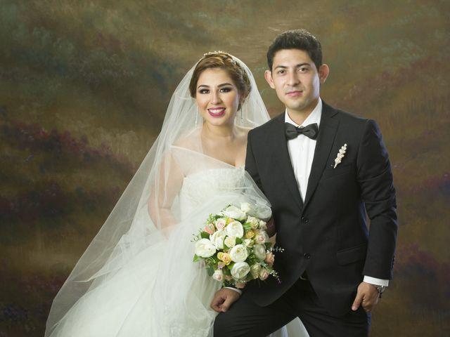 La boda de Berenice y Javier