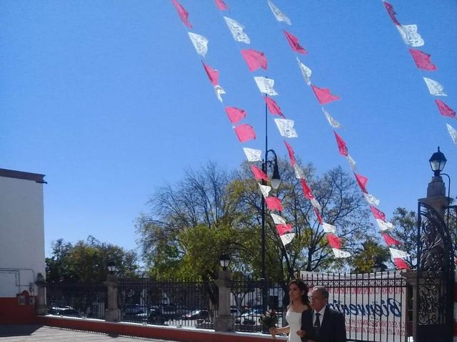 La boda de Javier y Paty en Nopala de Villagrán, Hidalgo 3
