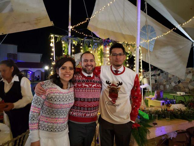 La boda de Javier y Paty en Nopala de Villagrán, Hidalgo 6