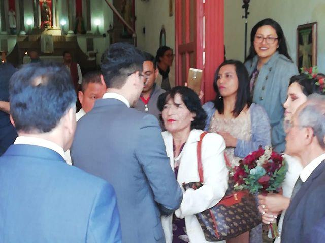 La boda de Javier y Paty en Nopala de Villagrán, Hidalgo 7