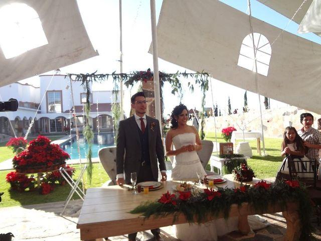 La boda de Javier y Paty en Nopala de Villagrán, Hidalgo 10