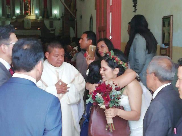 La boda de Javier y Paty en Nopala de Villagrán, Hidalgo 12