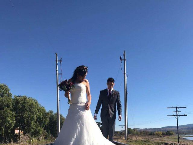 La boda de Javier y Paty en Nopala de Villagrán, Hidalgo 19