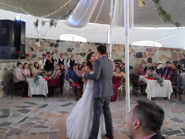 La boda de Javier y Paty en Nopala de Villagrán, Hidalgo 22