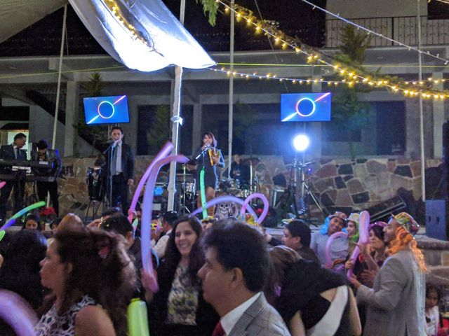 La boda de Javier y Paty en Nopala de Villagrán, Hidalgo 23
