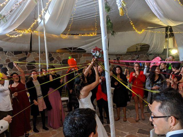 La boda de Javier y Paty en Nopala de Villagrán, Hidalgo 24
