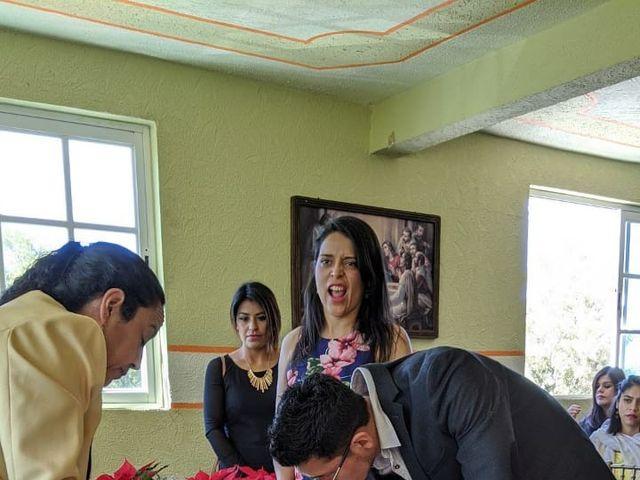 La boda de Javier y Paty en Nopala de Villagrán, Hidalgo 26