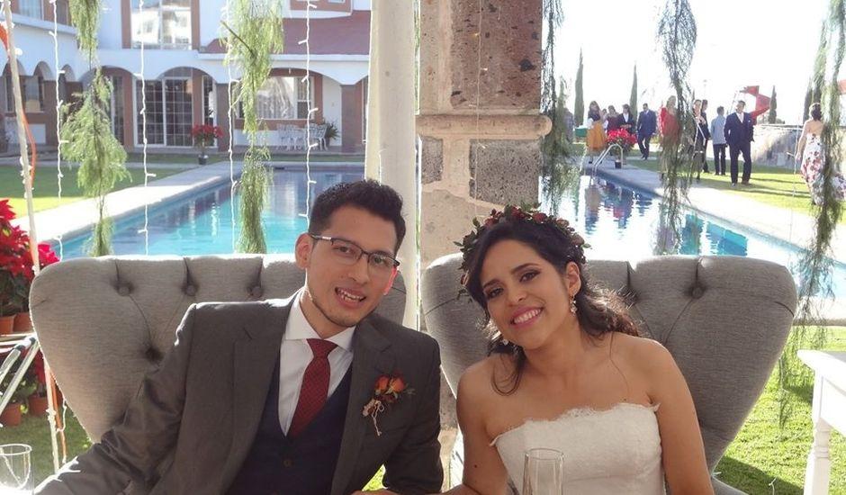 La boda de Javier y Paty en Nopala de Villagrán, Hidalgo