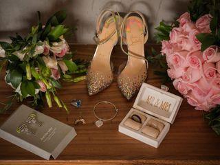 La boda de Tiffany y Donnie 1