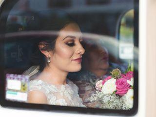 La boda de Paty y Raúl 1