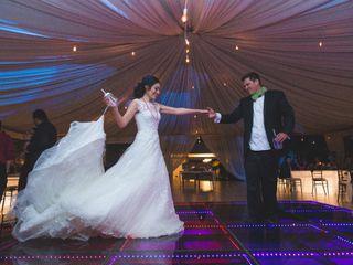 La boda de Paty y Raúl