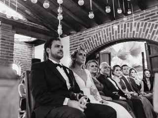 La boda de Alexia y Poncho