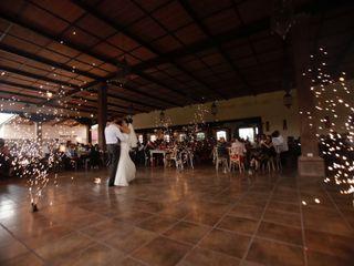 La boda de Luz María y José 1