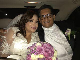 La boda de Martha Lizeth  y Modesto Iván