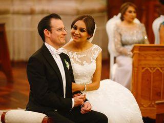 La boda de Andrea y Juan Pablo