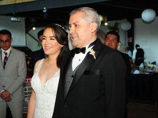 La boda de Tania  y Jesús
