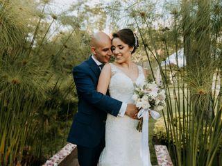 La boda de Denisse y Christian 2