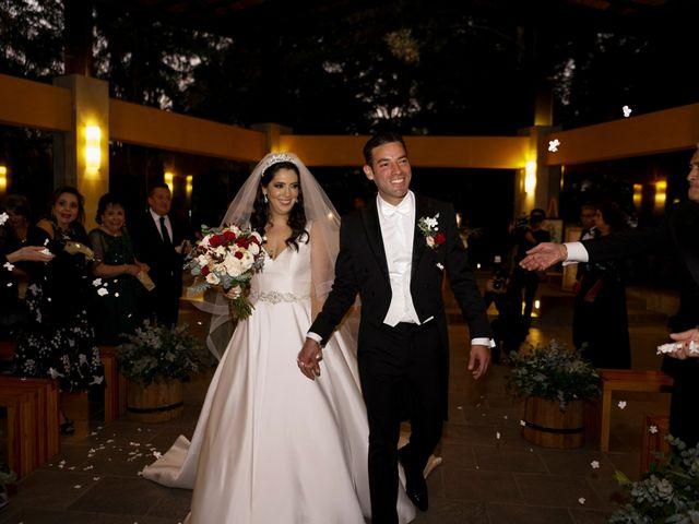 La boda de Francisco y María en Huitzilac, Morelos 1