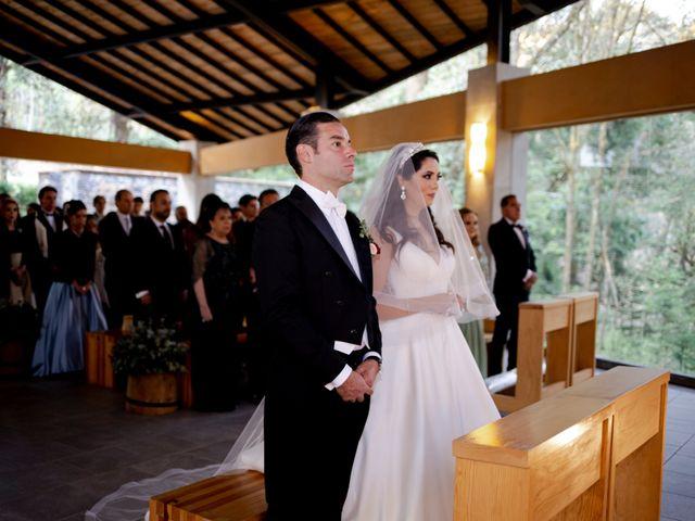 La boda de Francisco y María en Huitzilac, Morelos 2