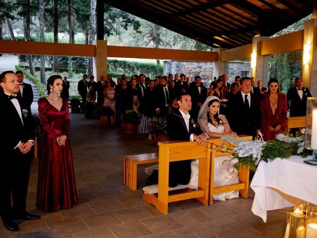 La boda de Francisco y María en Huitzilac, Morelos 6