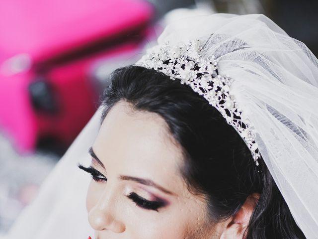 La boda de Francisco y María en Huitzilac, Morelos 16