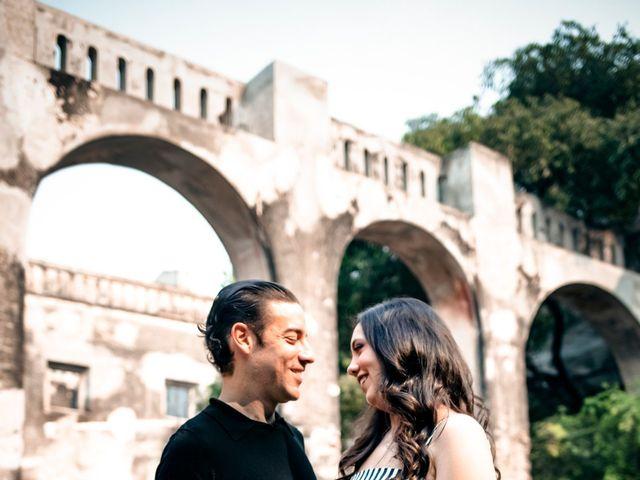 La boda de Francisco y María en Huitzilac, Morelos 36