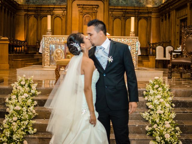 La boda de Arely y Samuel